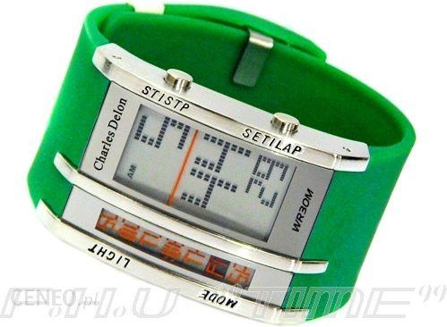 07 zegarek damski bangla charles delon