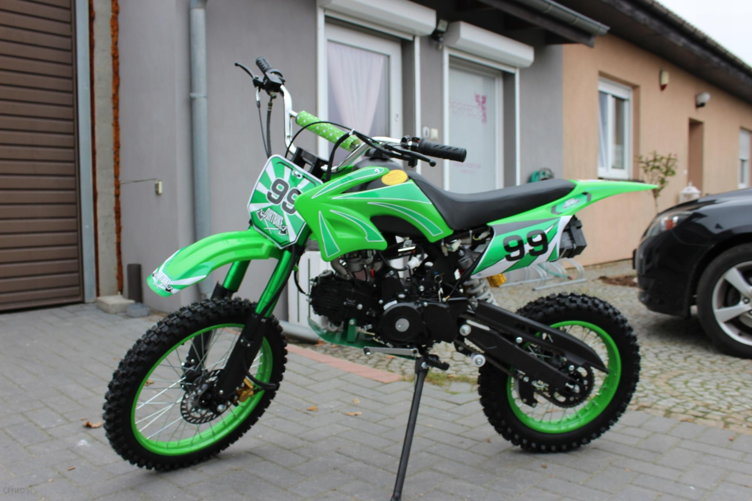 Cross 125 Cc Sport Loncin 2020 Wysylka Gwarancja Opinie I Ceny Na Ceneo Pl