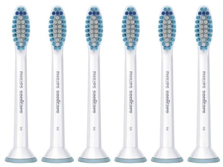 Philips Sonicare Sensitive 6 Szt. Hx6052/07
