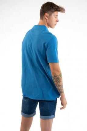 POLO ALFRED Niebieski L - Ceny i opinie T-shirty i koszulki męskie AMLD
