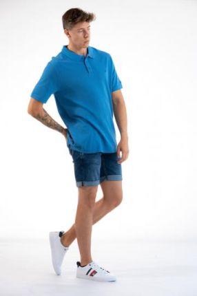 POLO ALFRED Niebieski XXL - Ceny i opinie T-shirty i koszulki męskie YKNK