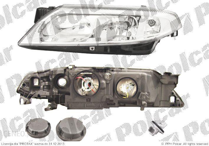 Valeo Lampa Przednia Reflektor świateł Przednich Renault Laguna Ii G 01 04