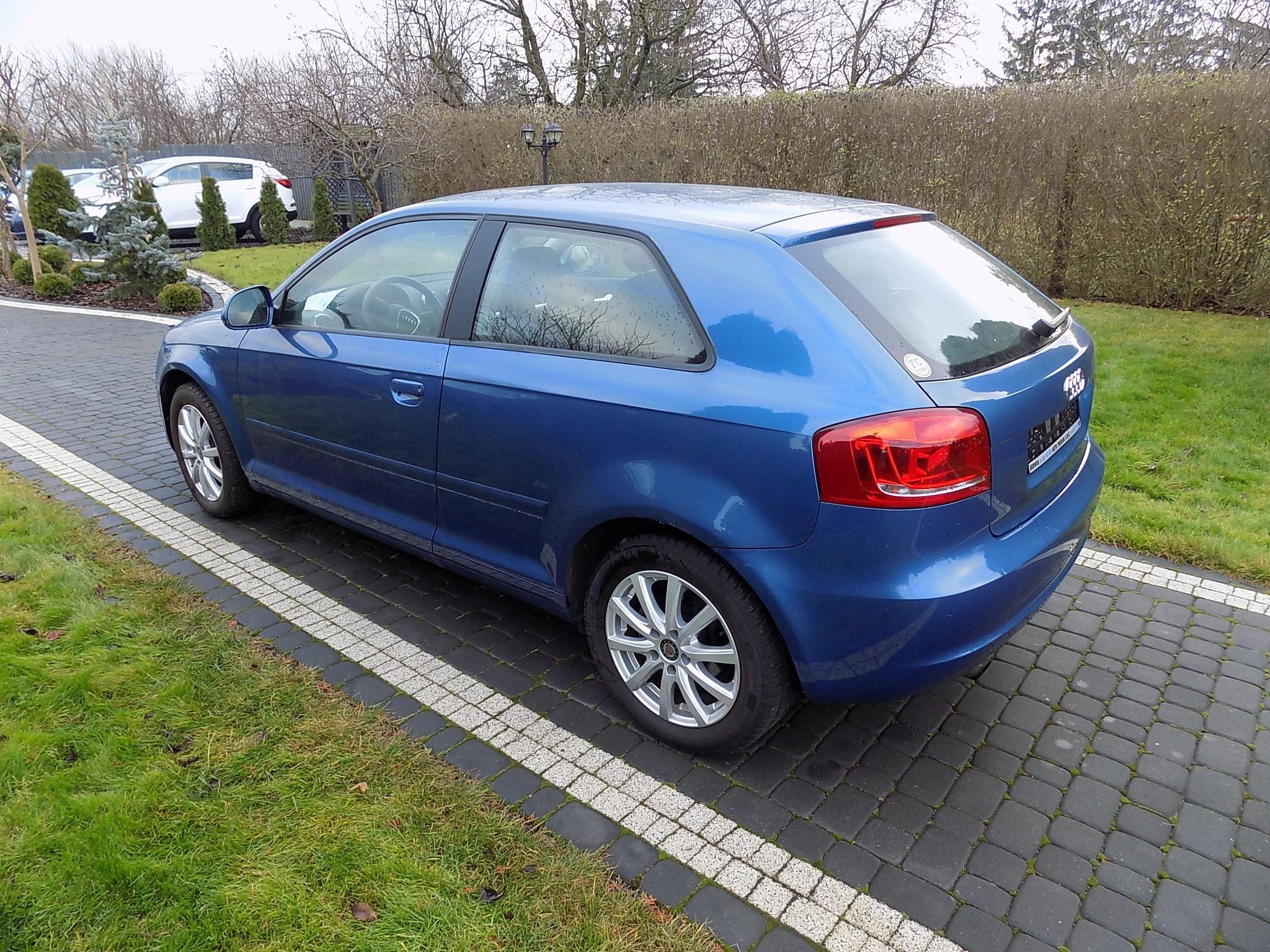 Audi A3 1 6 Mpi 102 Km Opinie I Ceny Na Ceneo Pl