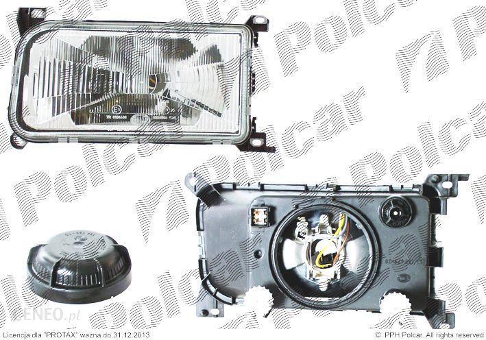 Hella Lampa Przednia Reflektor świateł Przednich Volkswagen Passat Sdnkombi B3 35i 88 93