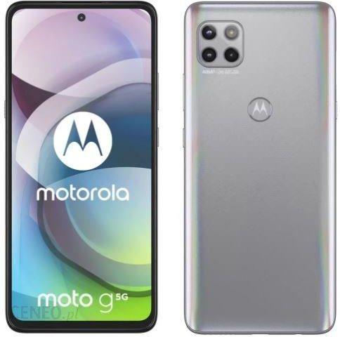 Motorola Moto G 5g 6 128gb Srebrny Cena Opinie Na Ceneo Pl