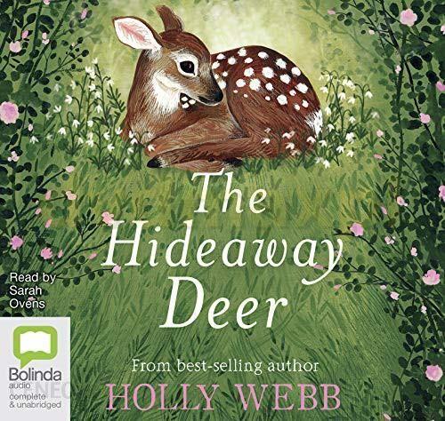 The Hideaway Deer Holly Webb Ksiazka Literatura Obcojezyczna Ceny I Opinie Ceneo Pl