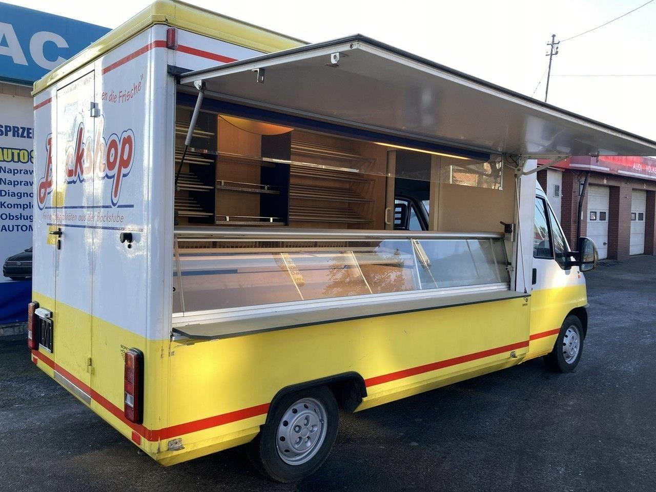 Autosklep Gastronomiczny Food Truck Foodtruck Borc Opinie I Ceny Na Ceneo Pl