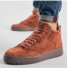 Marc O Polo Sneakersy 007 26133504 300 Brazowy Ceny I Opinie Ceneo Pl