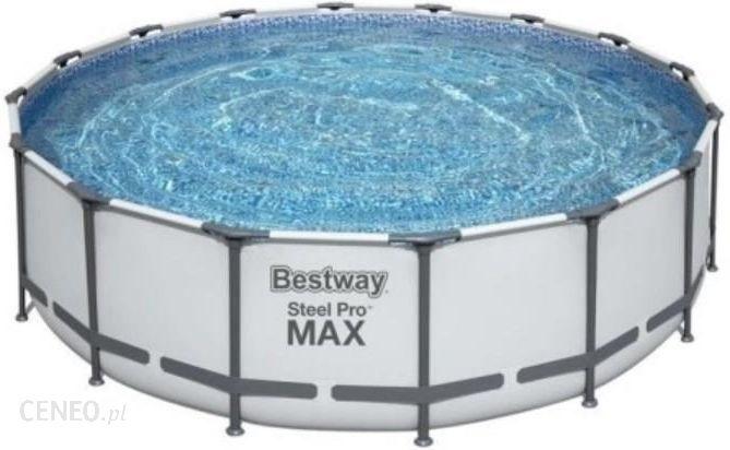 Bestway Basen Ogrodowy Stelazowy 488 X 122 Cm 12w1 5612z Ceny I Opinie Ceneo Pl