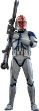 Hot Toys Star Wars The Clone Wars 1/6 501St Battalion Clone Trooper (Deluxe) 30 cm