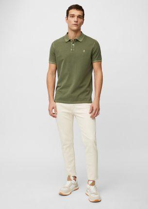 Koszulka polo z krÓtkim rękawem z piki - Ceny i opinie T-shirty i koszulki męskie EEAA