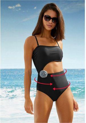 Bonprix Kostium Kąpielowy Shape Level 1 , - Ceny i opinie Stroje kąpielowe PAFJ
