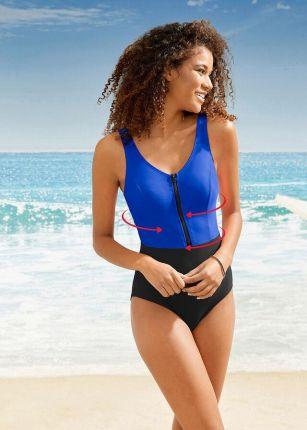 Bonprix Kostium Kąpielowy Shape Level 1 , - Ceny i opinie Stroje kąpielowe KWUZ