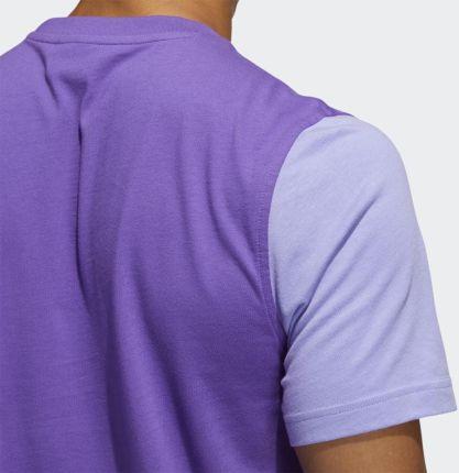 Adidas TREFOIL T SHIRT H09008 - Ceny i opinie T-shirty i koszulki męskie NDOZ