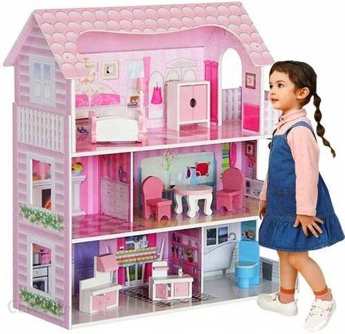 prezent na mikołaja dla dziecka domek dla lalek