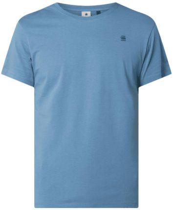 T-shirt o kroju regular fit z bawełny ekologicznej - Ceny i opinie T-shirty i koszulki męskie YHQB