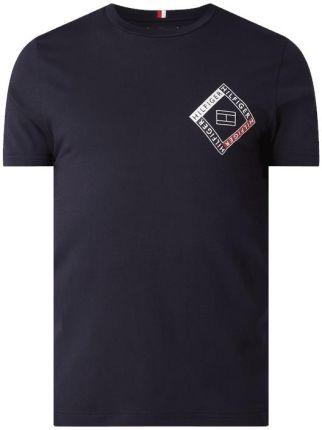 T-shirt z bawełny bio - Ceny i opinie T-shirty i koszulki męskie XJKX