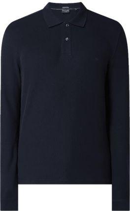 Koszulka polo z bawełny Supima® - Ceny i opinie T-shirty i koszulki męskie QFEE