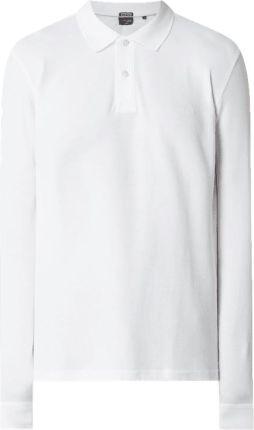 Koszulka polo z bawełny Supima® - Ceny i opinie T-shirty i koszulki męskie CJGH