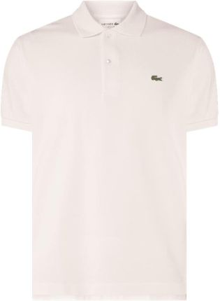 Koszulka polo o kroju classic fit z piki z wyhaftowanym logo - Ceny i opinie T-shirty i koszulki męskie AEXP