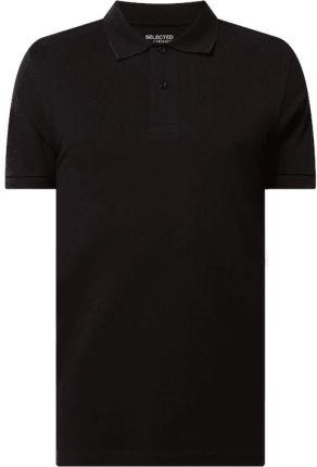 Koszulka polo z bawełny ekologicznej model 'Neo' - Ceny i opinie T-shirty i koszulki męskie PHGW