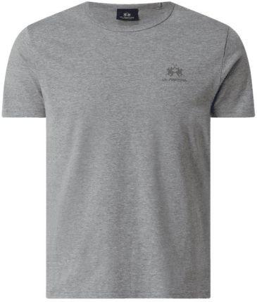 T-shirt o kroju regular fit z bawełny - Ceny i opinie T-shirty i koszulki męskie QMSI