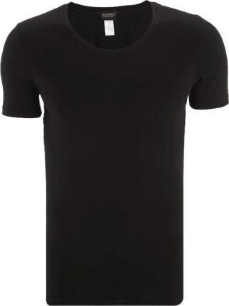 T-shirt z okrągłym dekoltem - Ceny i opinie T-shirty i koszulki męskie JPQM
