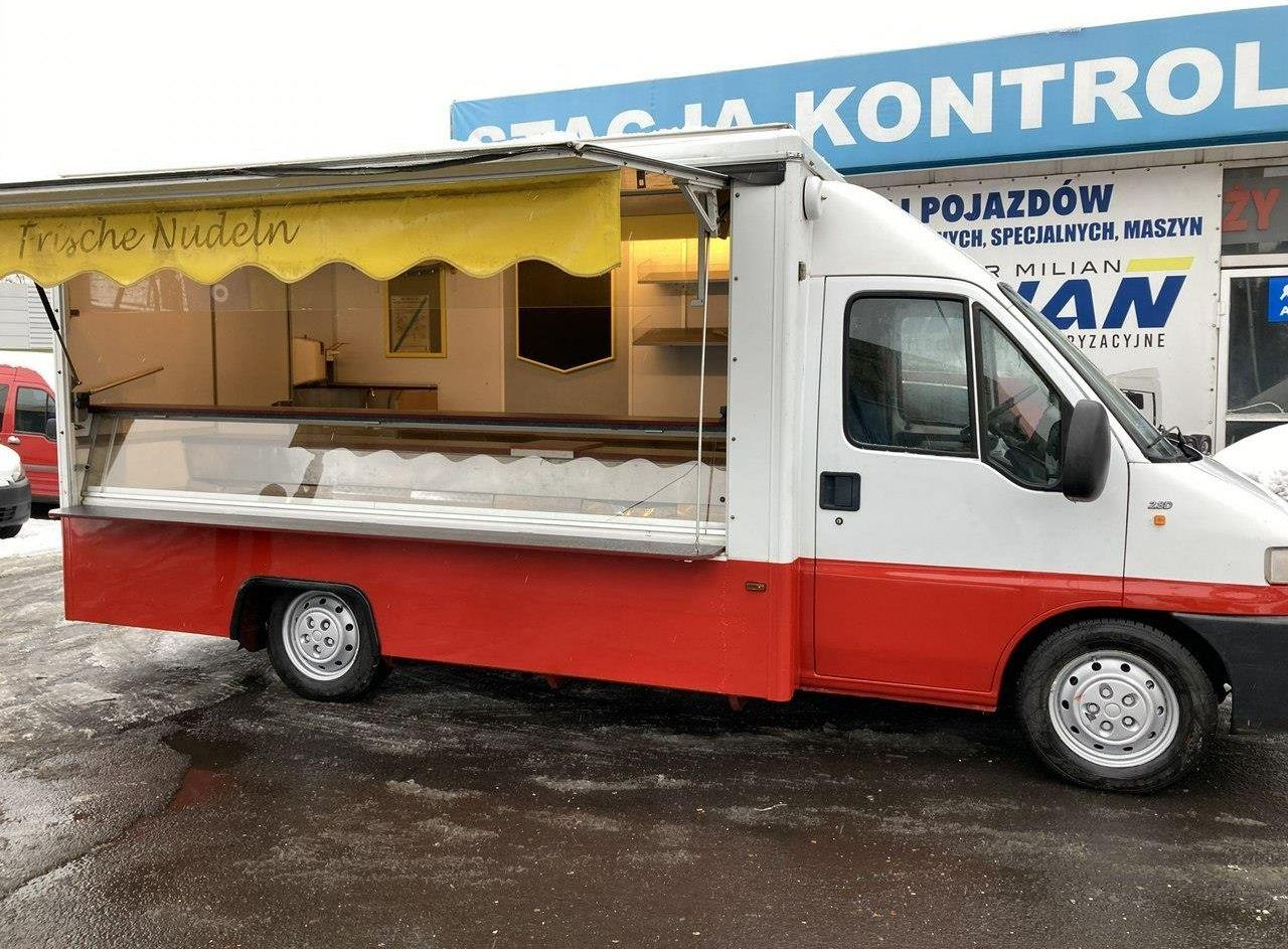 Autosklep Gastronomiczny Food Truck Foodtruck Skle Opinie I Ceny Na Ceneo Pl