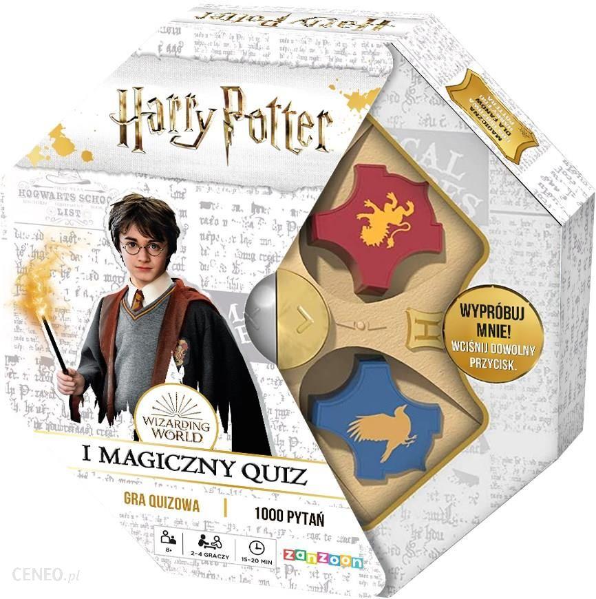 prezent dla 7-latka rebel harry potter
