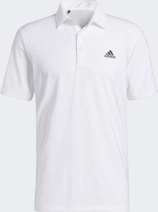Adidas Ultimate365 Solid Left Chest Polo Shirt GM4122 - Ceny i opinie T-shirty i koszulki męskie AUNL