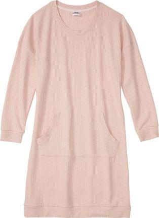 Koszula nocna z miękkiego materiału , bonprix - Ceny i opinie Pidżamy damskie ABDK