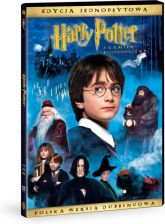 Film DVD Harry Potter i Kamień Filozoficzny (Harry Potter and the Philosopher's Stone) (DVD) - zdjęcie 1