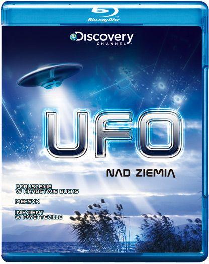 Discovery. Ufo Nad ziemią (Blu-ray)