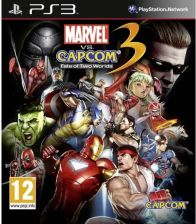 Marvel vs. Capcom 3 Fate of Two Worlds (Gra PS3)