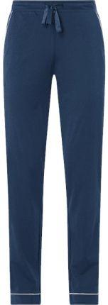 Schiesser Spodnie Od Piżamy Z Mieszanki Bawełny I Modalu - Ceny i opinie Pidżamy damskie RCXF