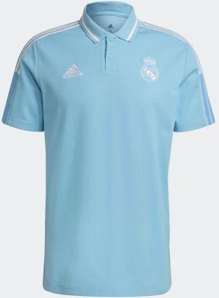 Adidas Real Madrid Polo Shirt GL0052 - Ceny i opinie T-shirty i koszulki męskie RMNC