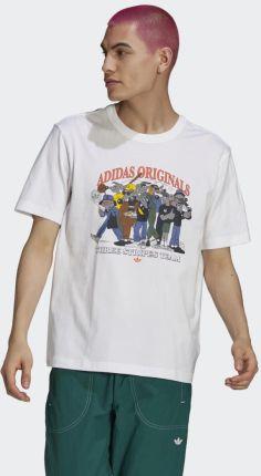 Adidas R.Y.V. Rateunion Tee GN3281 - Ceny i opinie T-shirty i koszulki męskie UHVP