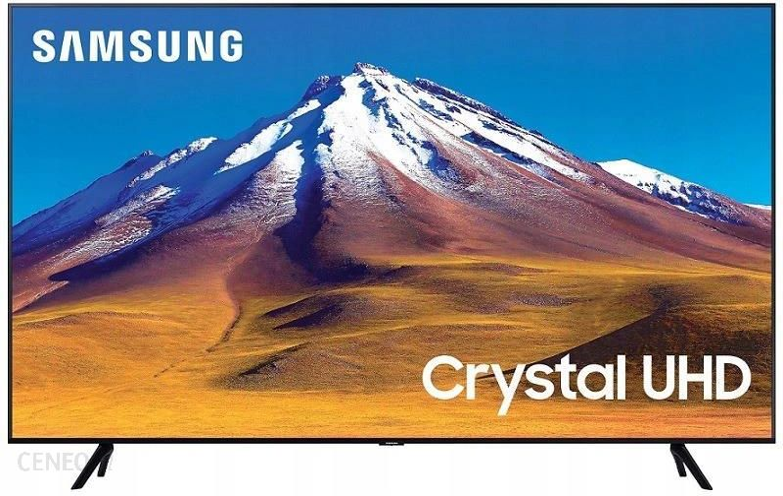 Telewizor Samsung Crystal UHD 2021 UE65TU7022 - zdjęcie 1