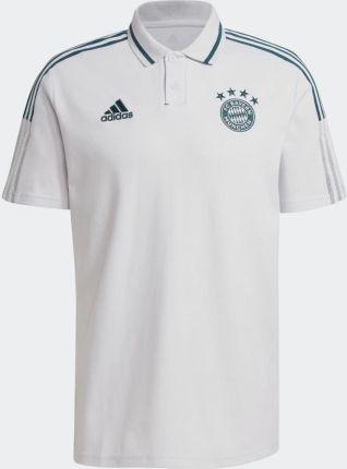 Adidas FC Bayern Polo Shirt GK8629 - Ceny i opinie T-shirty i koszulki męskie CXTM
