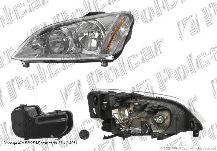 Lampa Przednia Lampa Przednia Reflektor świateł Przednich Ford Focus C Max C214 1003 Opinie I Ceny Na Ceneopl
