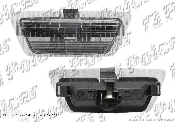 Lampka Tablicy Rejestracyjnej Oryginał Lampa Oswietlenia Tablicy Rej Opel Astra G 0198 Opinie I Ceny Na Ceneopl