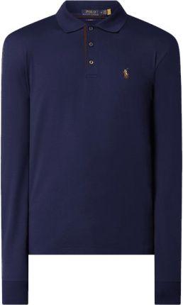 Koszulka polo o kroju slim fit z bawełny - Ceny i opinie T-shirty i koszulki męskie VUMR