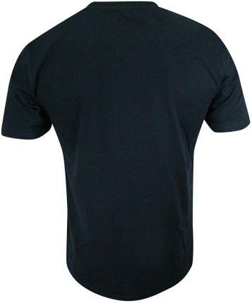 T-shirt Granatowy, 100% BAWEŁNA, U-neck, bez Nadruku, Męski, KrÓtki Rękaw -PAKO JEANS TSPJNSTSMgranatU - Ceny i opinie T-shirty i koszulki męskie TWMG