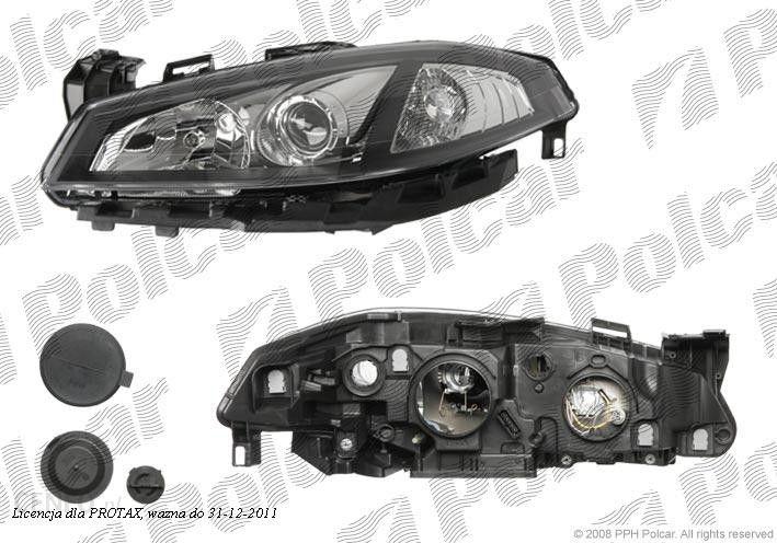 Lampa Przednia Valeo Lampa Przednia Reflektor świateł Przednich Renault Laguna Ii G 0305 1007 Opinie I Ceny Na Ceneopl