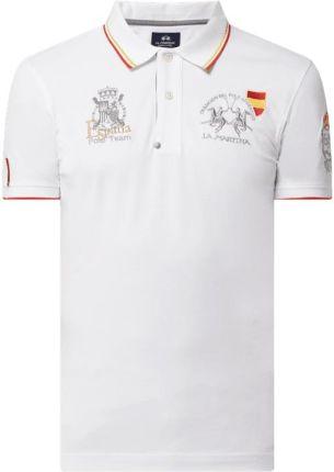 Koszulka polo ze streczem - Ceny i opinie T-shirty i koszulki męskie HSQV