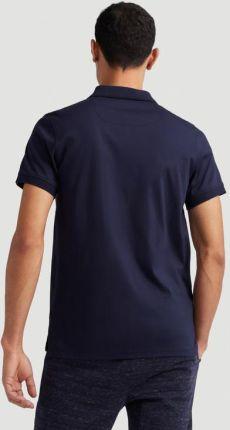 O'Neill Polo Koszulka Niebieski - Ceny i opinie T-shirty i koszulki męskie HQFS
