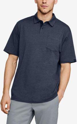 Under Armour Polo Koszulka Niebieski - Ceny i opinie T-shirty i koszulki męskie DZHD