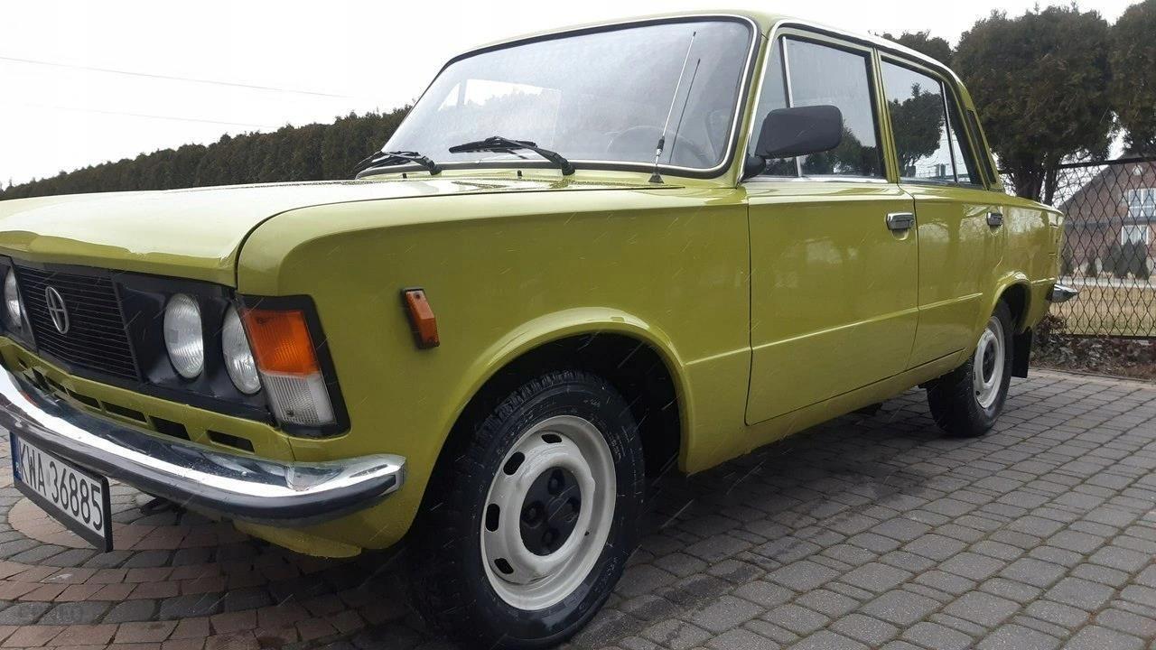 Fiat 125p Opinie I Ceny Na Ceneo Pl