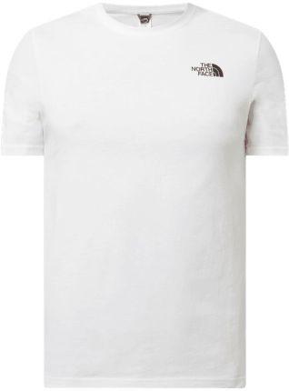 T shirt z nadrukiem z logo - Ceny i opinie T-shirty i koszulki męskie IYGK