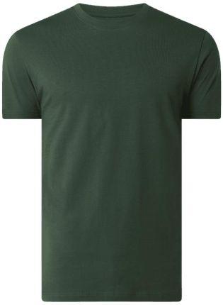 T shirt z bawełny ekologicznej model 'Norman' - Ceny i opinie T-shirty i koszulki męskie GBVU